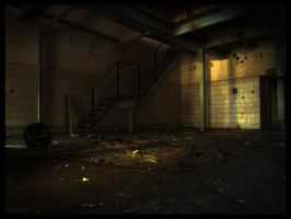 Someone died here.... by garnoo