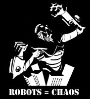 CHAOTIC ROBOT by jclae