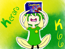 Adventure Time Keroro by TaiitheDecepticaon