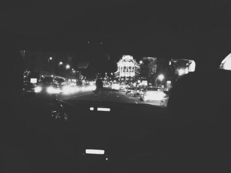 Driving in the city  by JwCorrea
