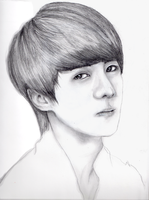 Sehun by wundrfool