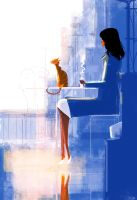 Brunch for one...or two? by PascalCampion