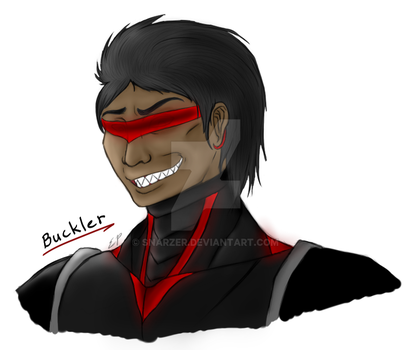 Buckler humanised! by Snarzer