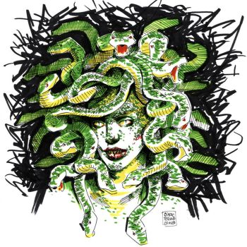 Medusa by characterundefined