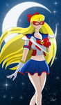 Sailor V by rose15XX