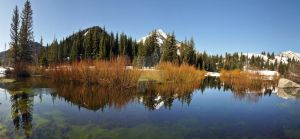 Beaver Ponds Big Cottonwood by houstonryan