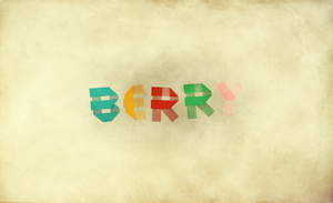 Berry Wallpaper by nubpro