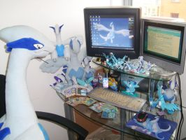Lugia and Articuno Collection by Articuno
