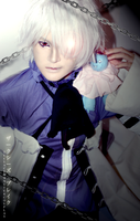 Xerxes Break - PANDORA HEARTS by TessaCrownster