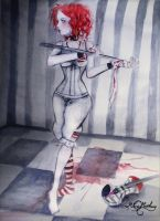 The art of suicide by Alice-Moonberry