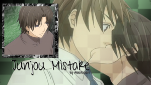Wallpaper: Junjou Mistake 1 by AlexaYaoiGirl
