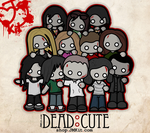 Dead Cute ZOMBIES by JinxBunny