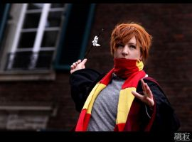 HarryPotter: Magical Try by m00nf1sh