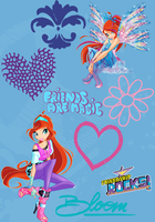 Winx Club Poster: Bloom by Rose9227614
