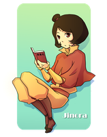 Jinora by rainbox17