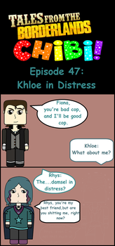 Tales From The Borderlands Chibi Episode 47 by jennycunningham2013