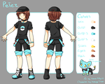:PC: Ref Sheet Sample by Desiree-U