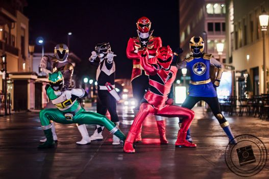 Powermorphicon 2014 by mariesturges