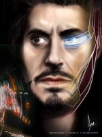 Tony Stark - 'In Truth...' by riotfaerie