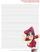Letter Design_Aoi Nanase_1 by candykittycat