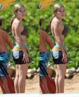 Jennette McCurdy Body Enhancement by chamson