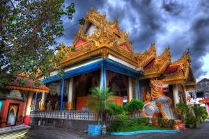 Siam Temple - 4 by SAMLIM