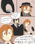 Soukoku Mini Comic by CrAZy-OvER-AnImE