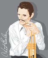 ChetBaker by coffeestained
