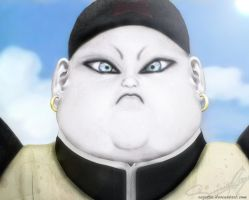 Real Android 19  -1.0- by cazetta