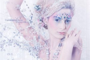 Ice Princess by Lehandra