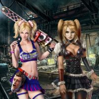 Harleypop Chainsaw by HeroPix