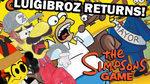 The Simpsons Game Thumbnail by LuigiBroZ