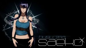 Saeko busujima sweet H.O.T.D wallpaper by UR-31