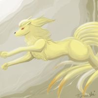 Day 9 - Neat Ninetales by Furenshi