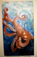 Octopus by freakstatic