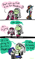 Oh Frankie, No... by PuffPink