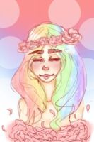 Pastel Peace by Rainacornasusgirl