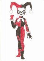 Harley Quinn by animequeen20012003