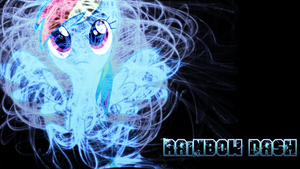 Wallpaper #20 (Rainbow Dash) by Lightslash