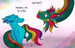 Quetzalcoatl primo by CookieSexy