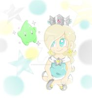 .:Little Rosalina:. by CloTheMarioLover