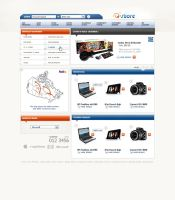 e-store by octaine by webgraphix