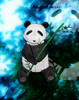 .::Panda::. by AngelMiyoko