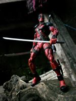 DeadPool - It's Cutting time by jhuino69