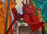 Still Life in Red by TheMoseali