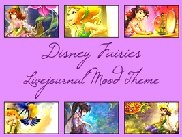 Disney Fairies Mood Theme by snow-white-kt