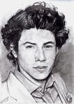 It's Nick Jonas by Liltio
