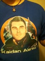 My Kaidan Alenko T-shirt by MrJuniorer