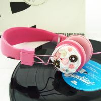 Dj Sweets Headphones by AndyGlamasaurus
