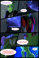 Invader Zim In ( The Red Wrath Pg 25) by Invaderlivy
